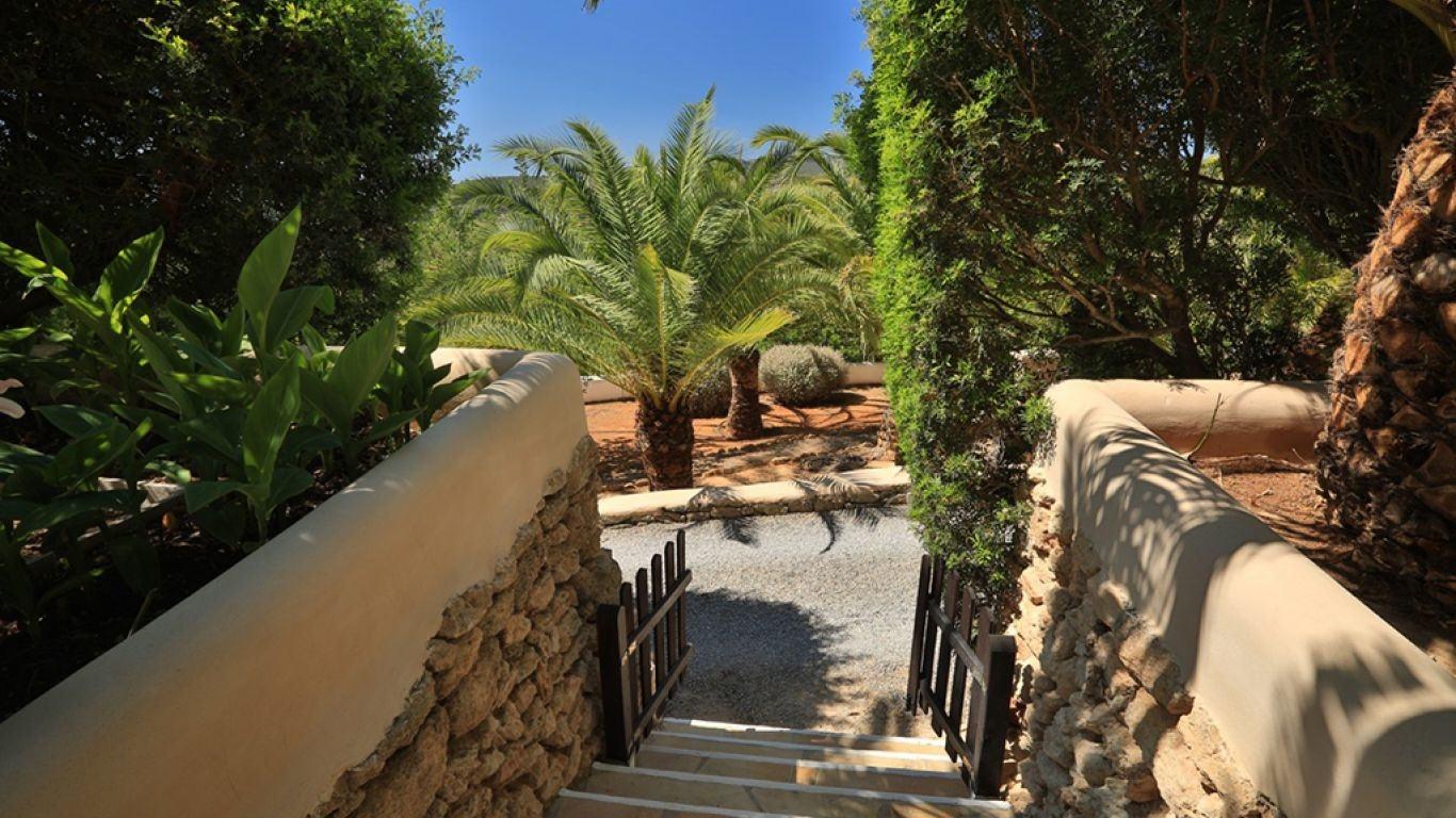 Villa Lavette, Santa Gertrudis, Ibiza, Spain