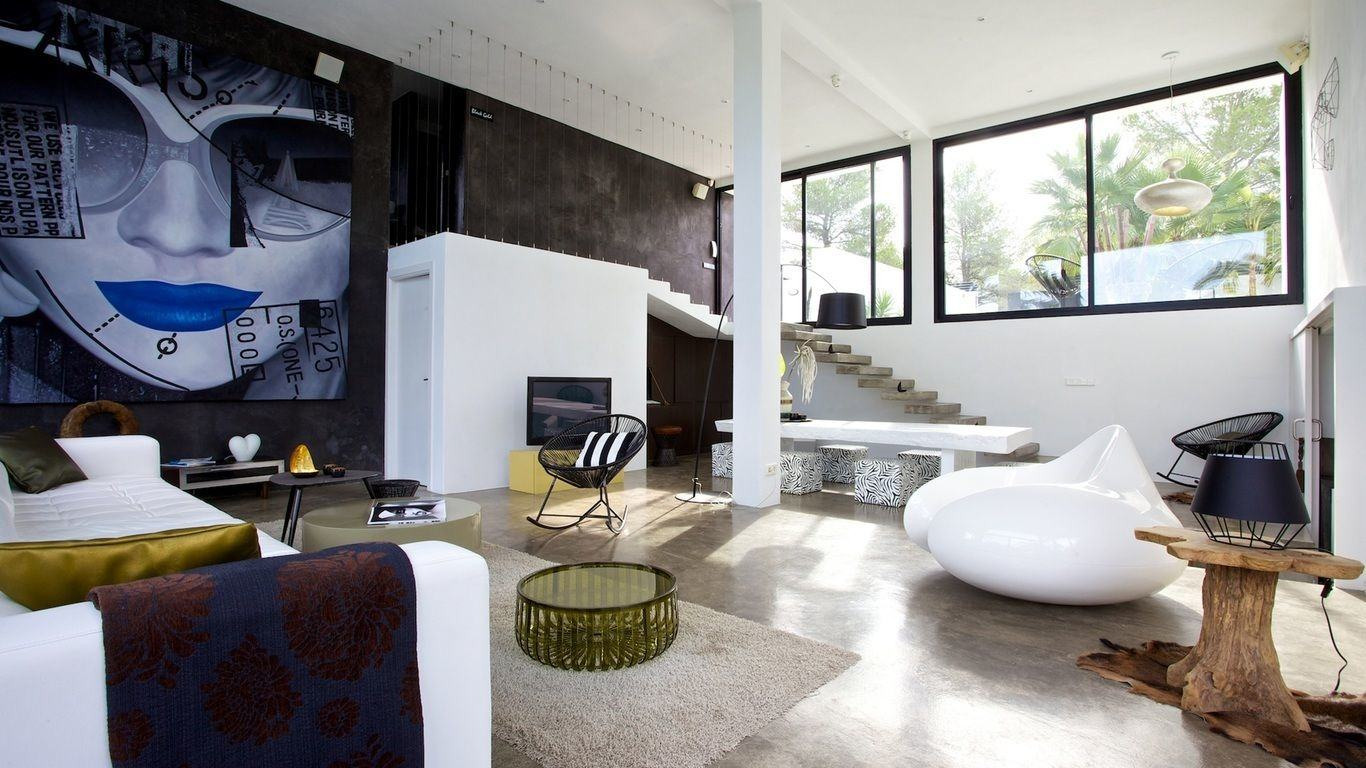 Villa Dee, Cala Bassa, Ibiza, Spain