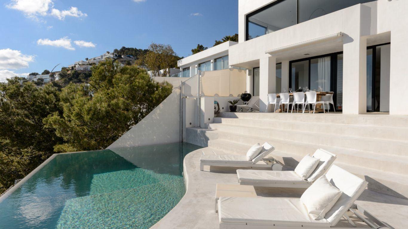 Villa Rufina, Roca Llisa, Ibiza, Spain