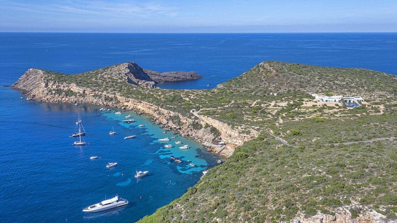 Tagomago Island, Tagomago, Private Islands, Spain