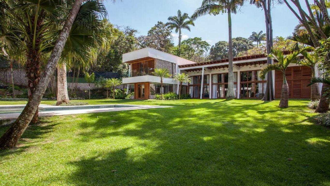 Villa Dianna, Sao Conrado, Rio de Janeiro, Brazil