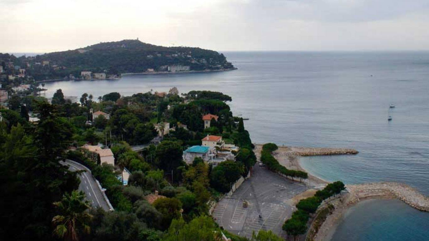 Villa Ariadne, Villefranche-sur-Mer, Monaco, France