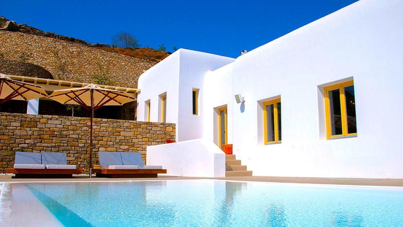 Villa Ava, Fanari, Mykonos, Greece