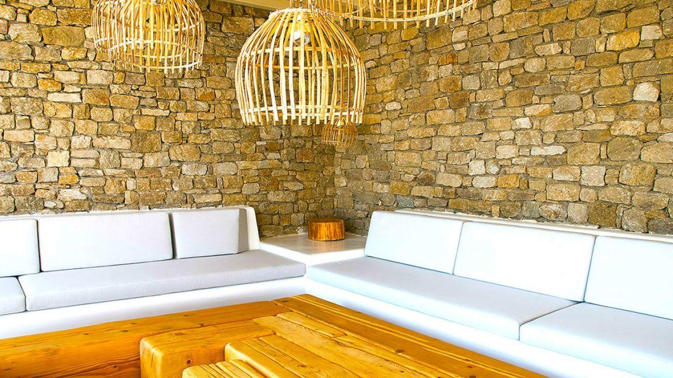 Villa Ava, Houlakia, Mykonos, Greece