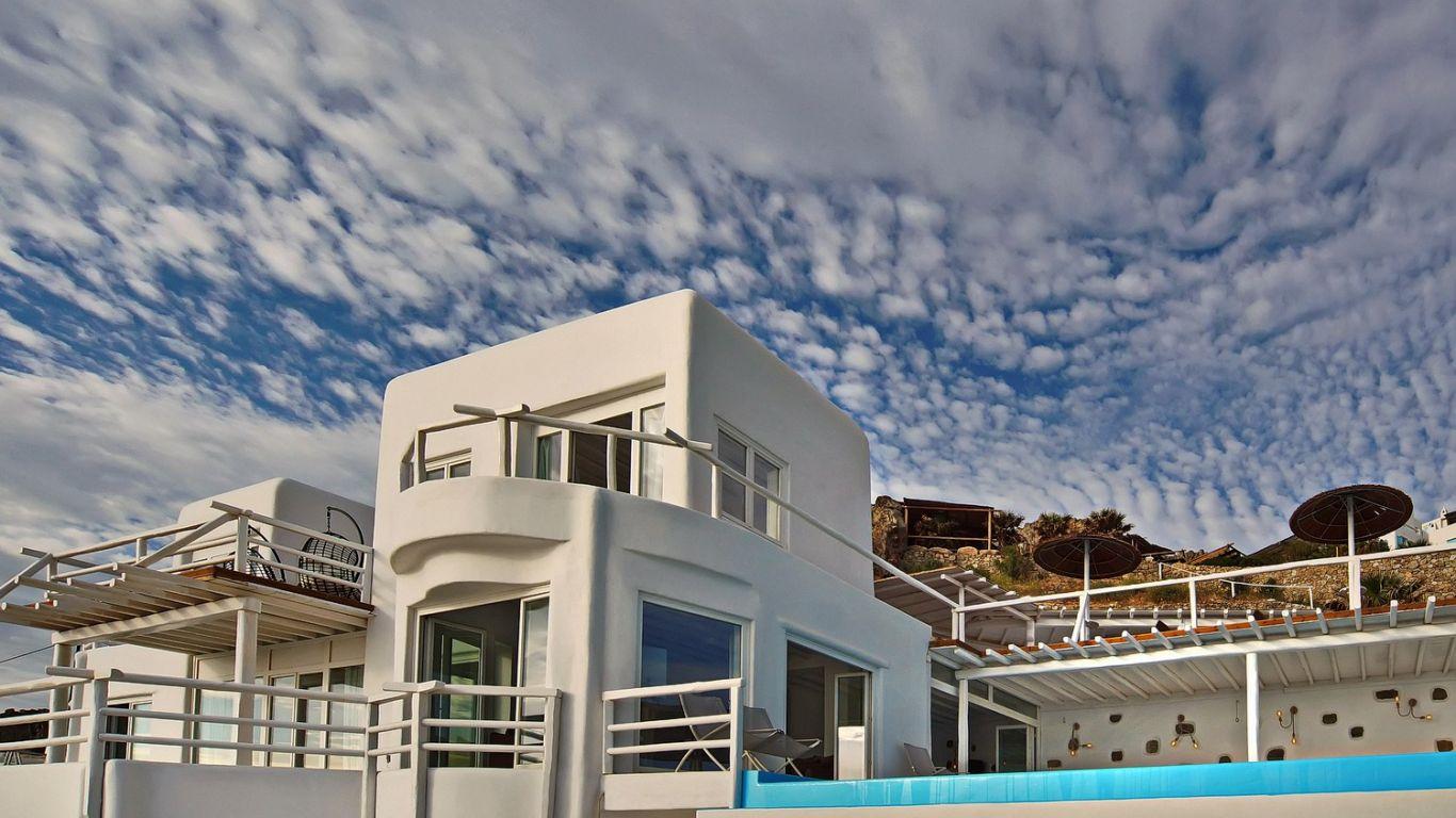 Villa Brenda 5, Kastro, Mykonos, Greece