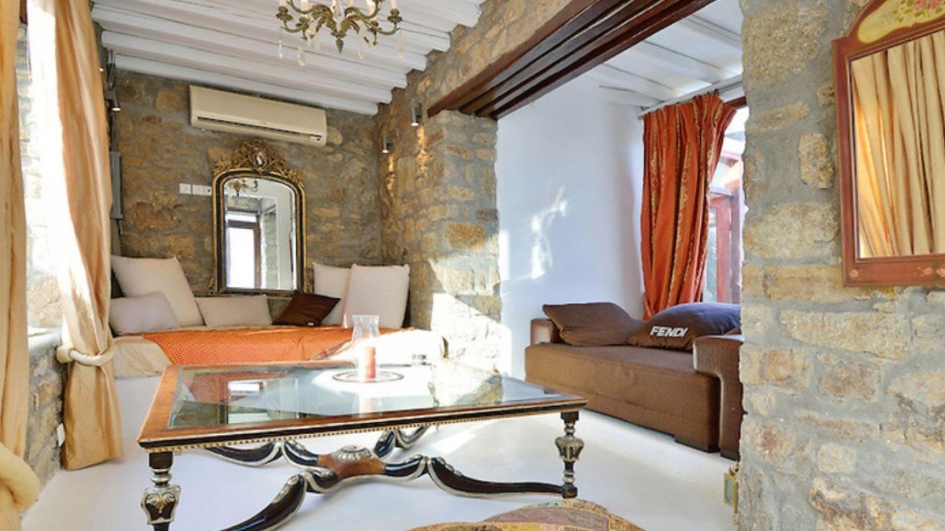 Villa Tanaya, Aleomandra, Mykonos, Greece