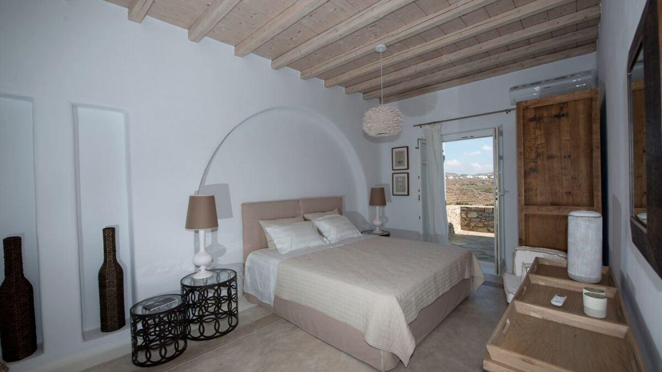Villa Audrey 1, Psarou Beach, Mykonos, Greece