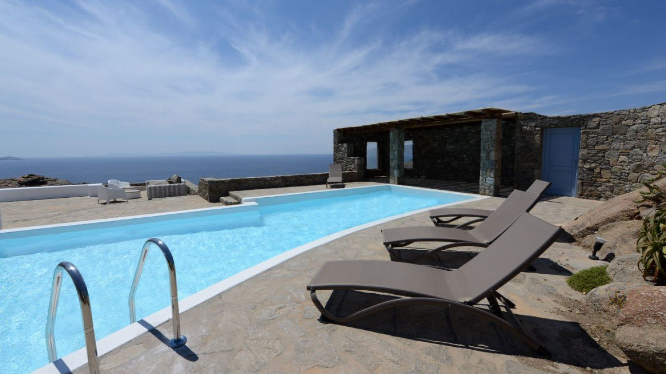 Villa Abigail, Houlakia, Mykonos, Greece