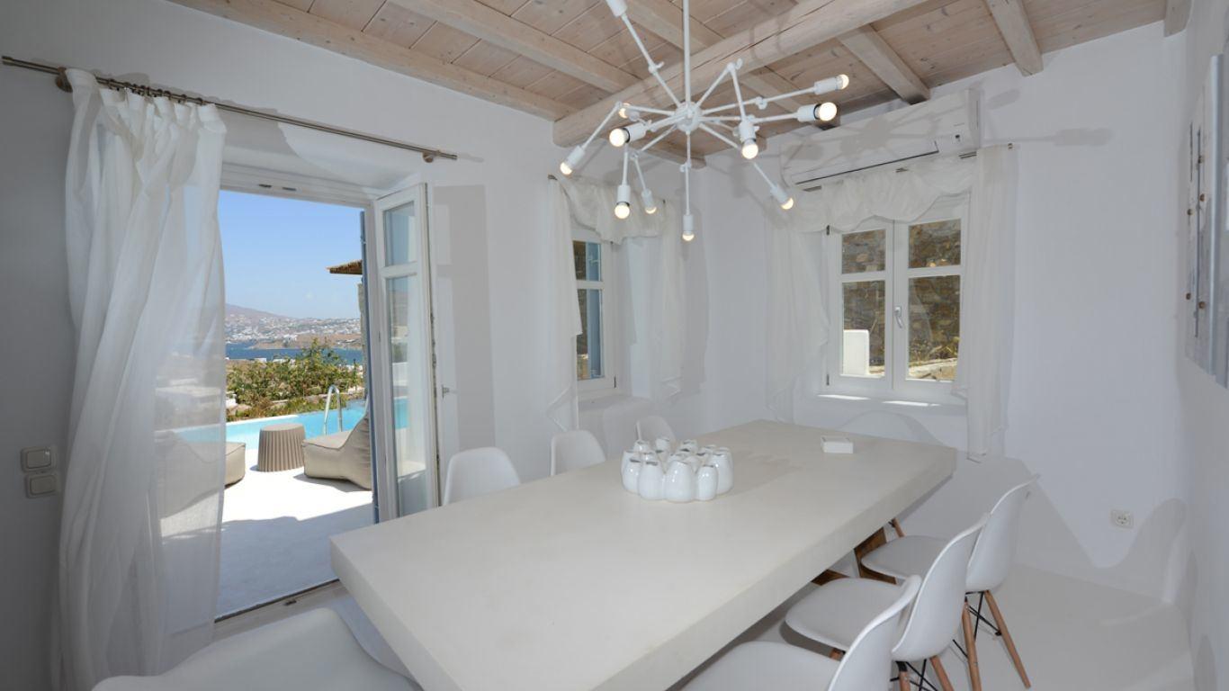 Villa Zoe, Ornos, Mykonos, Greece