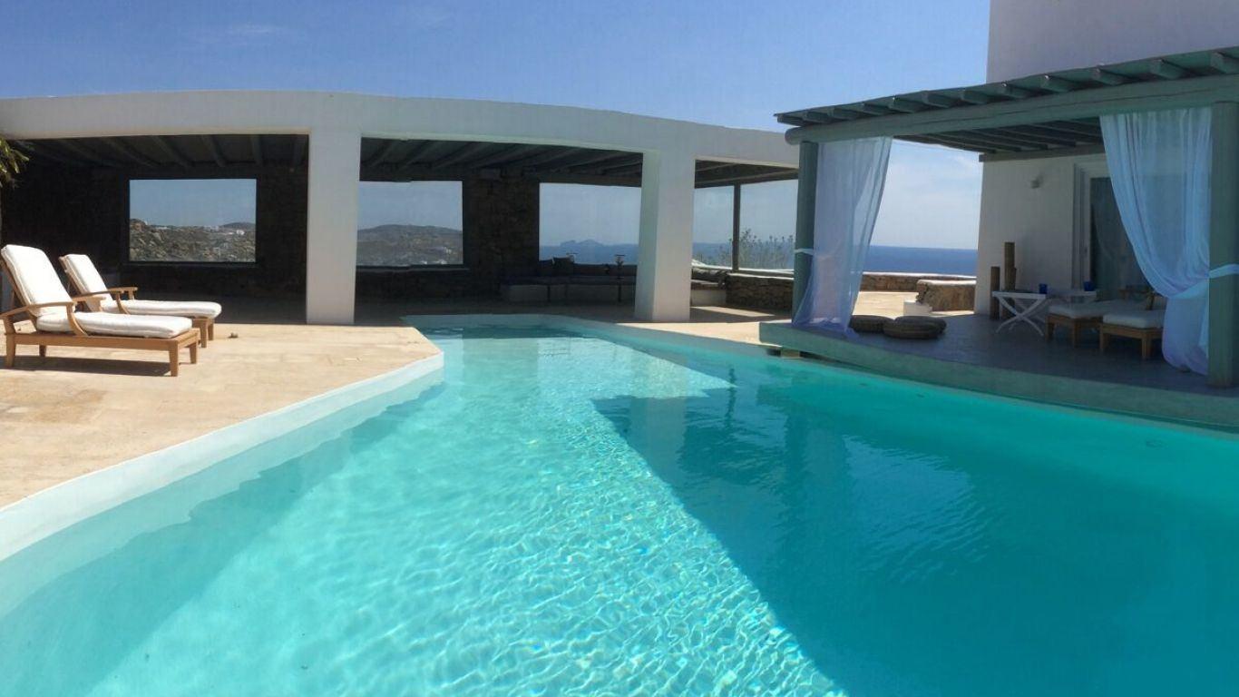 Villa Thea 2, Pirgi, Mykonos, Greece