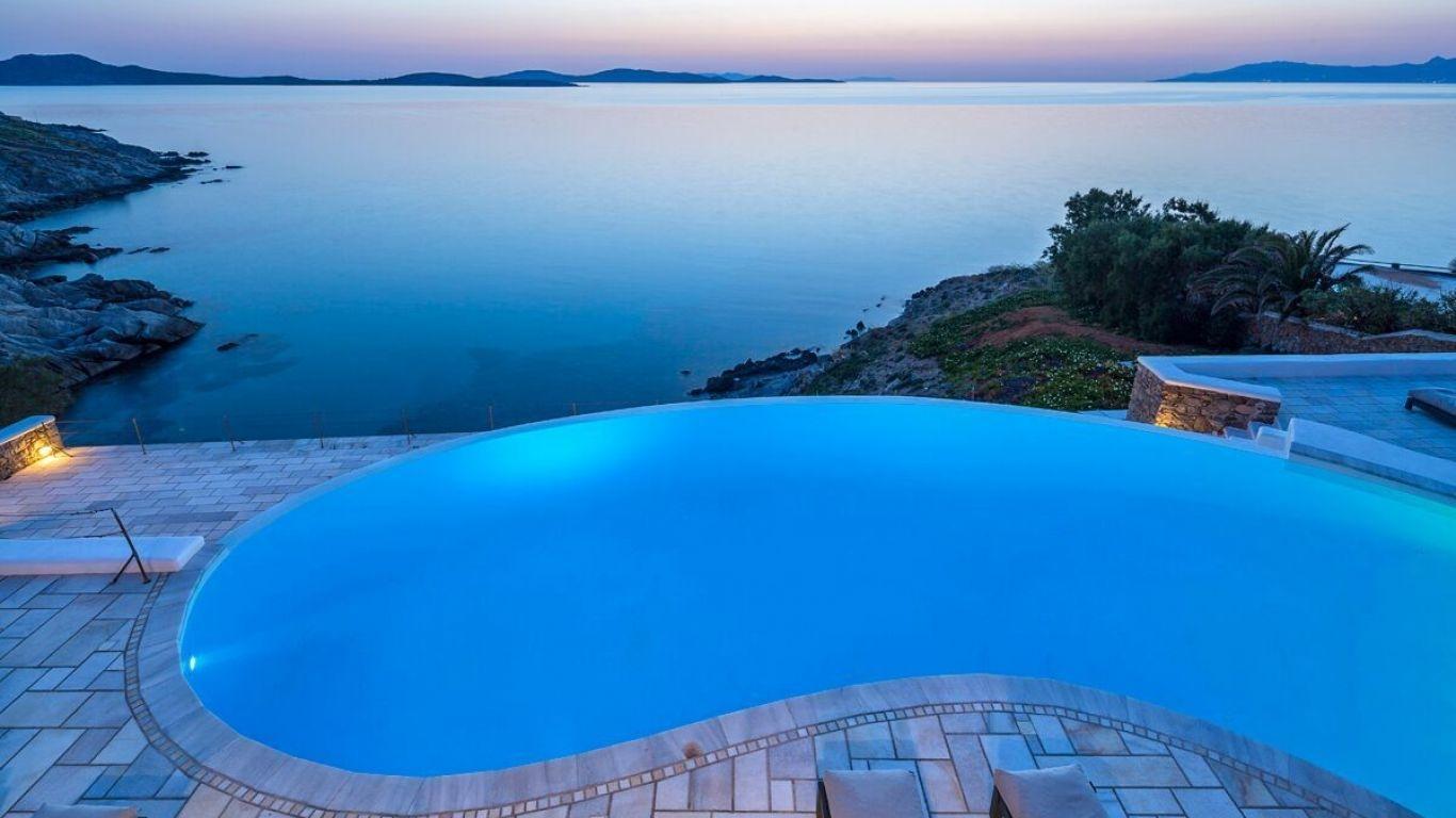 Villa Candy, Aleomandra, Mykonos, Greece