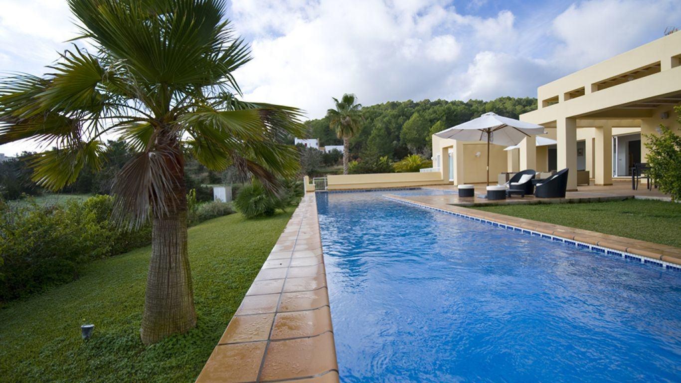 Villa Daria , San Rafael, Ibiza, Spain