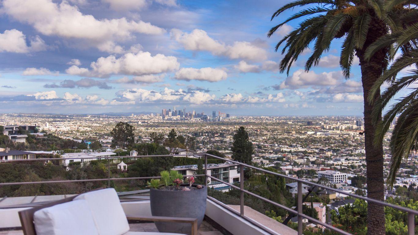Villa Lexa, Hollywood Hills, Los Angeles, USA