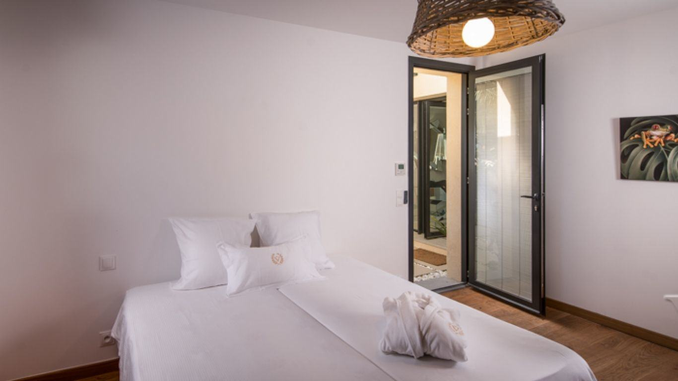 Villa Amity, Pampelonne, St. Tropez, France