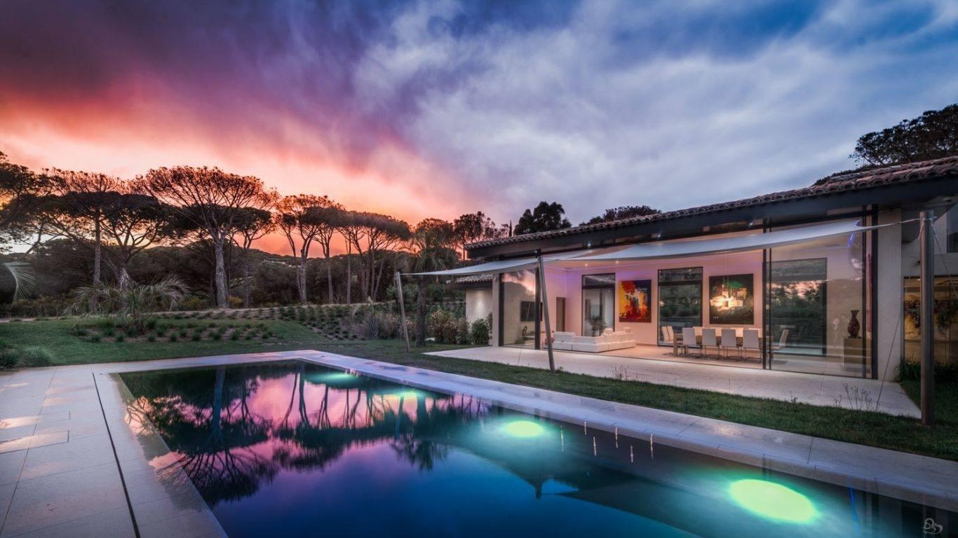Villa Amity, Ramatuelle, St. Tropez, France