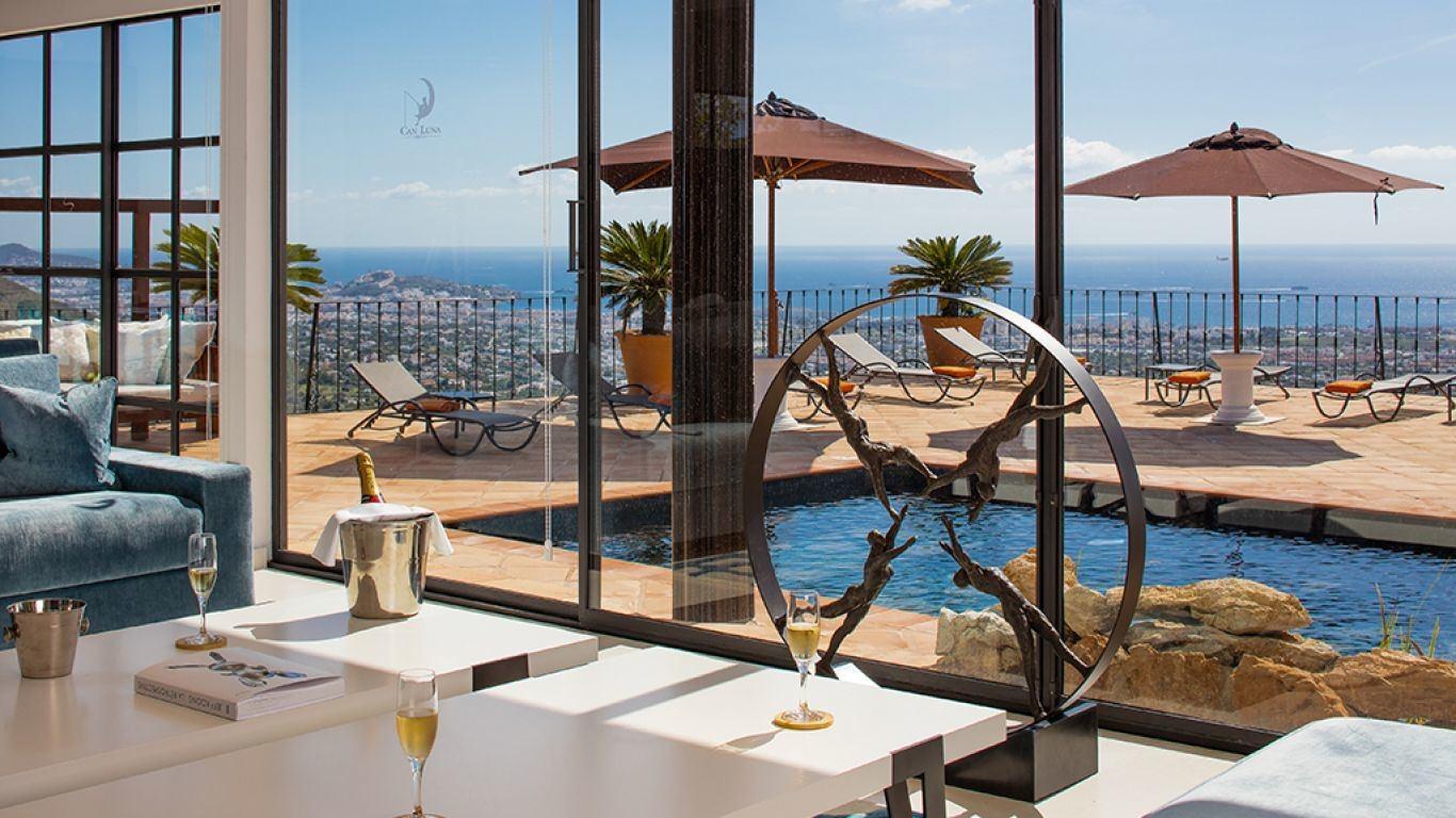 Villa Sakura, San Joseph / San Jorge, Ibiza, Spain