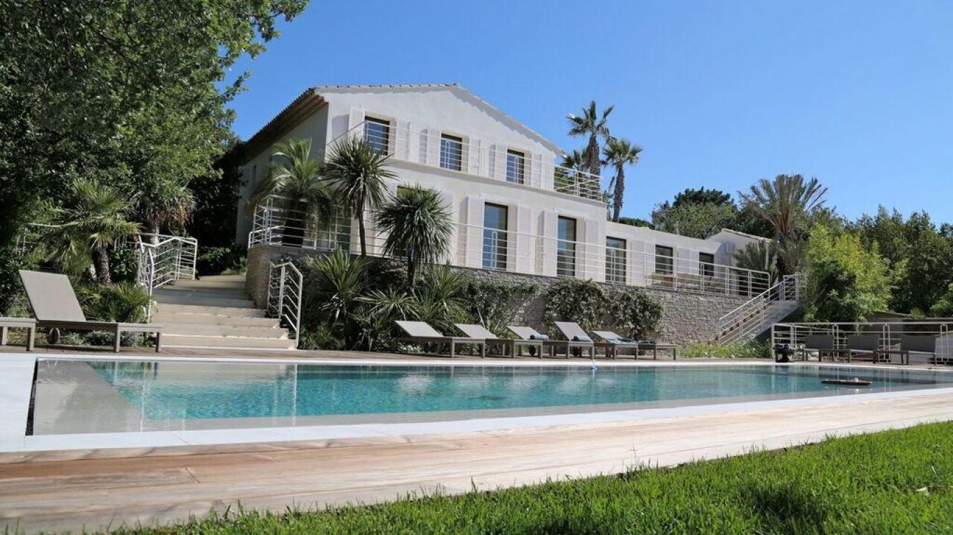 Villa Rebecca, St. Tropez, St.Tropez, France