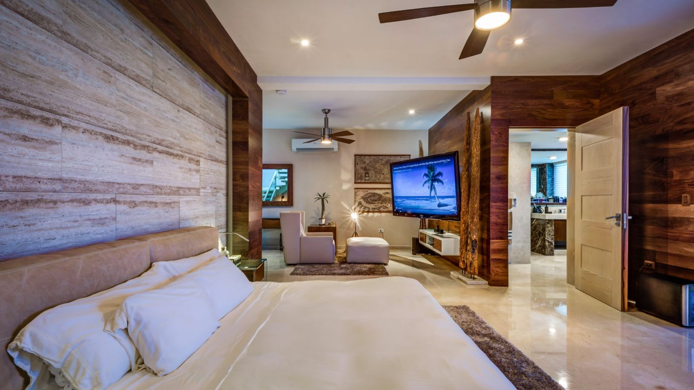 Villa Tiona, Cancun, Playa del Carmen, Mexico