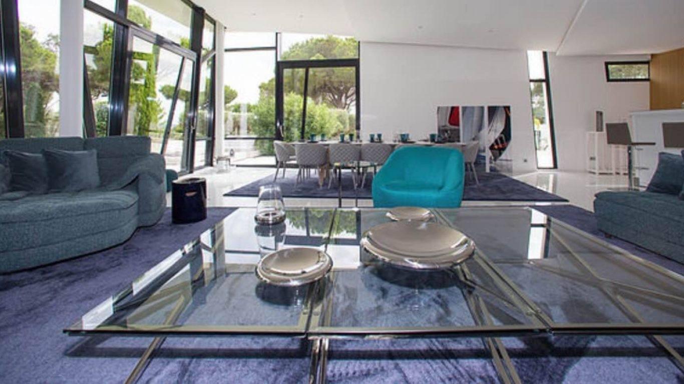 Villa Margaux, Ramatuelle, St. Tropez, France