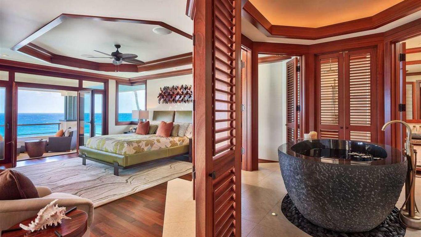 Villa Kennedy, Kapalua, Maui, USA