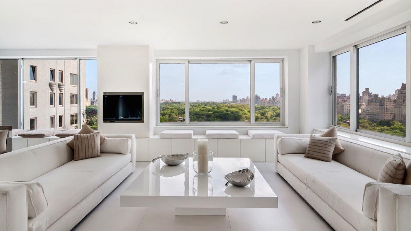 Apartment Karl, Central Park South, New York, USA