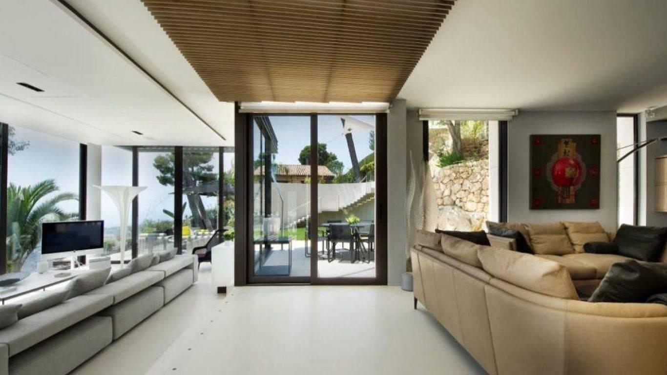 Villa Kerry, Saint-Jean-Cap-Ferrat, Monaco, Monaco