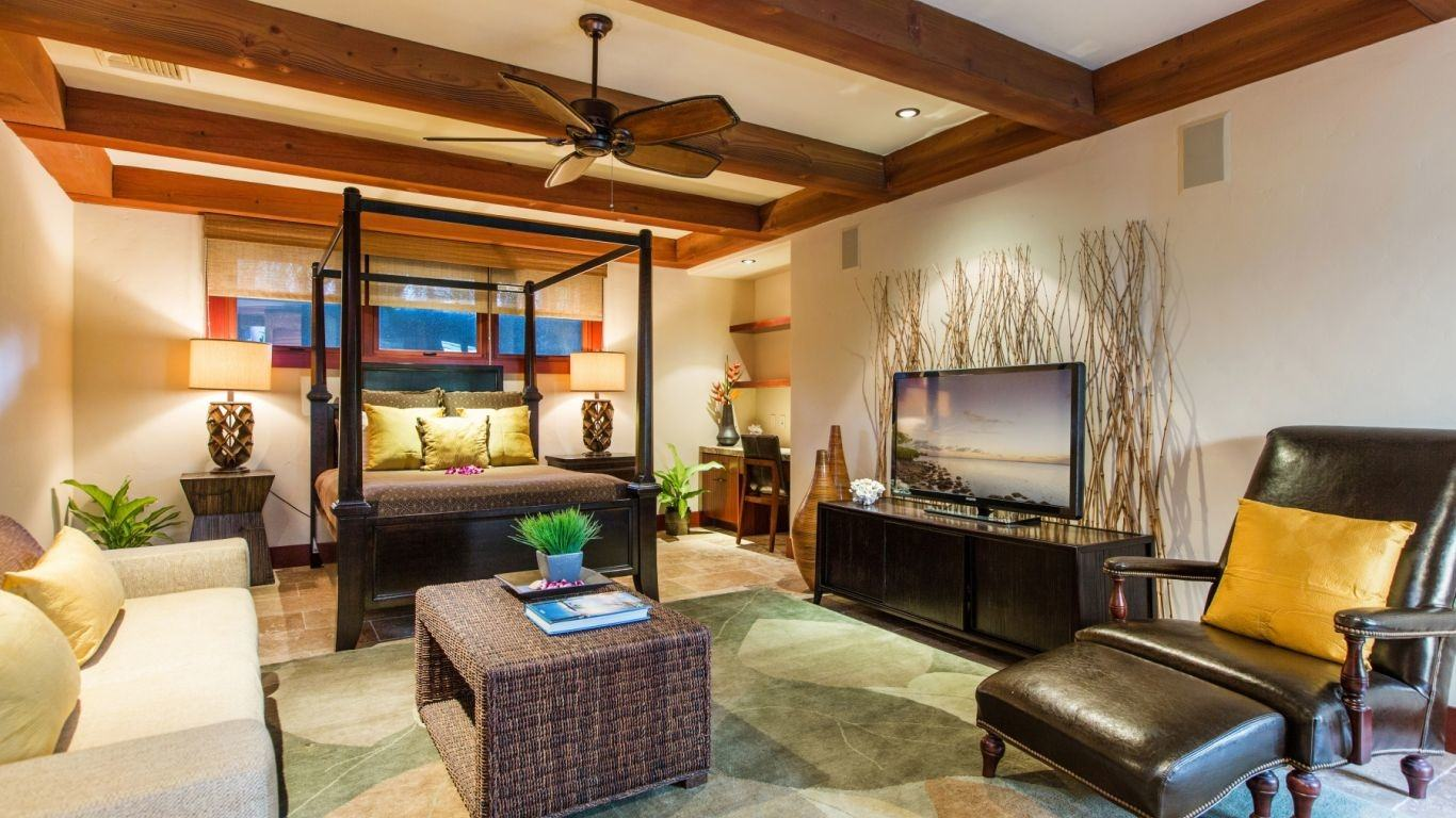 Villa Miranda, South, Oahu, USA