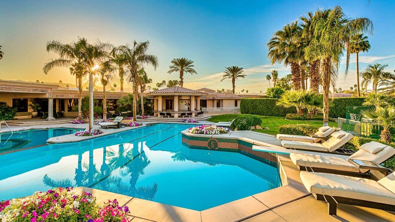Villa Gemelle, Indian Wells, Palm Springs, USA