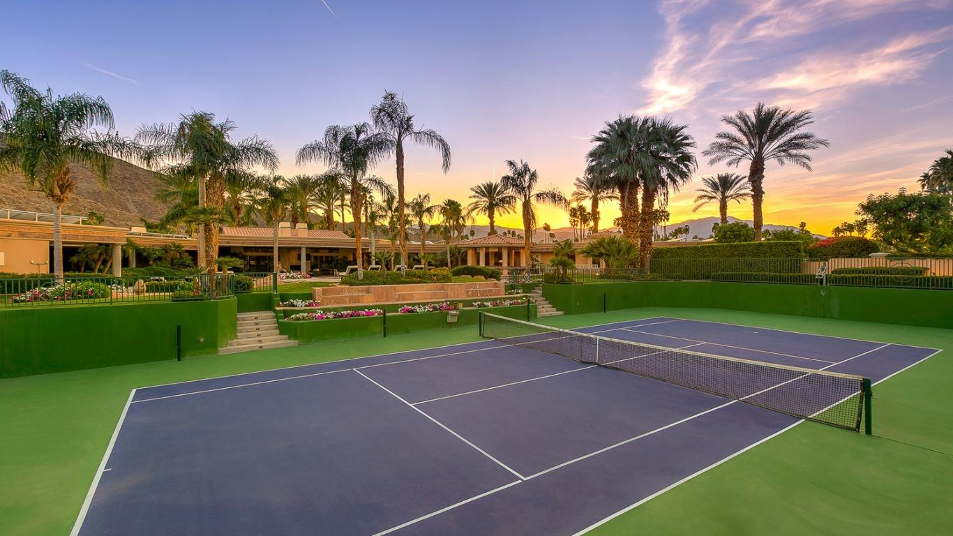 Villa Gemelle, Indian Wells, Palm Springs, USA