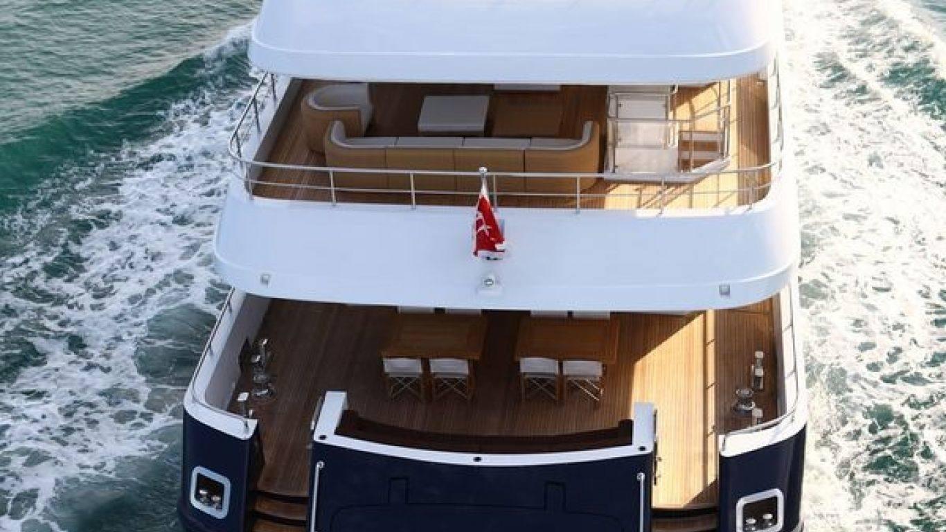 Yacht Zaliv III 163, Yachts, Yachts, Greece