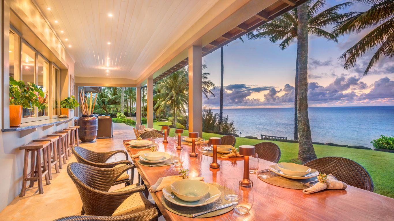 Villa Paloma, North Shore- Kilauea, Kauai, USA