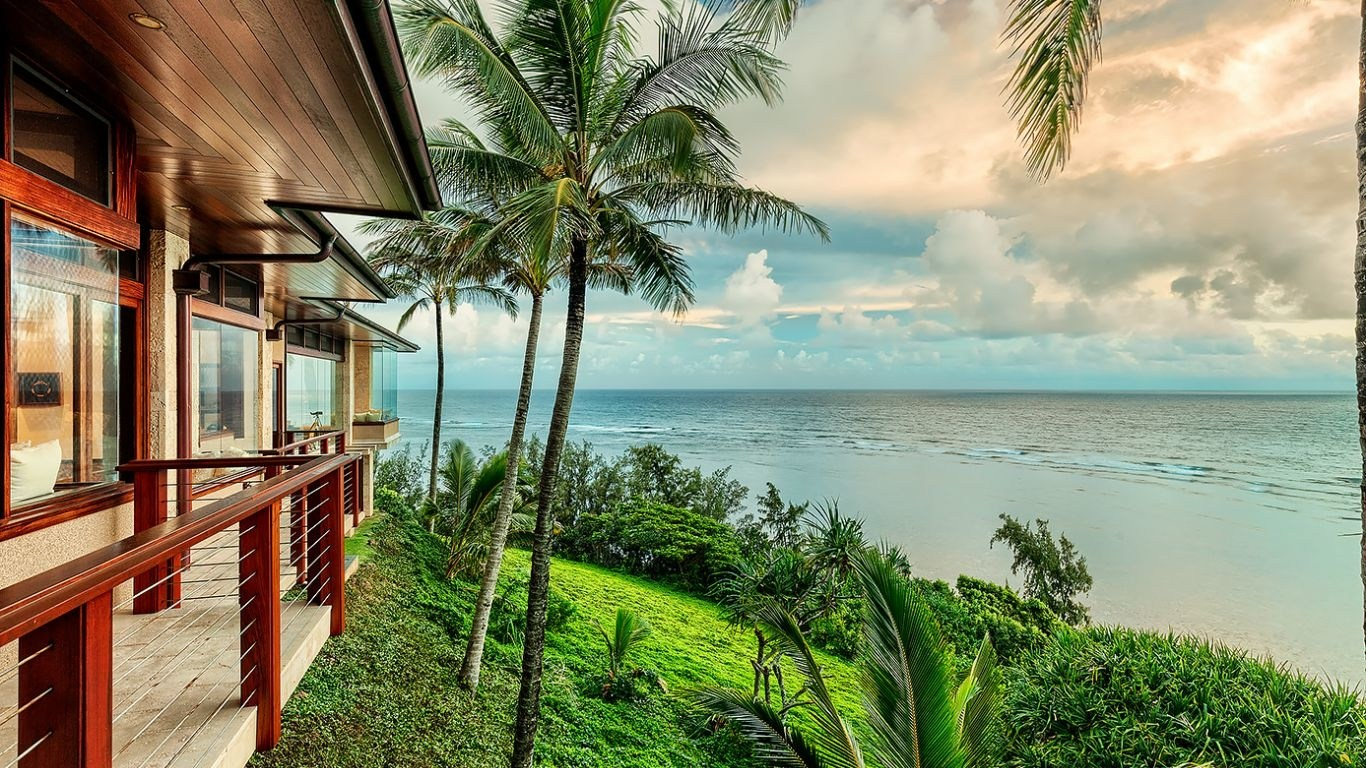Villa Elizaveta, North Shore, Kauai, USA