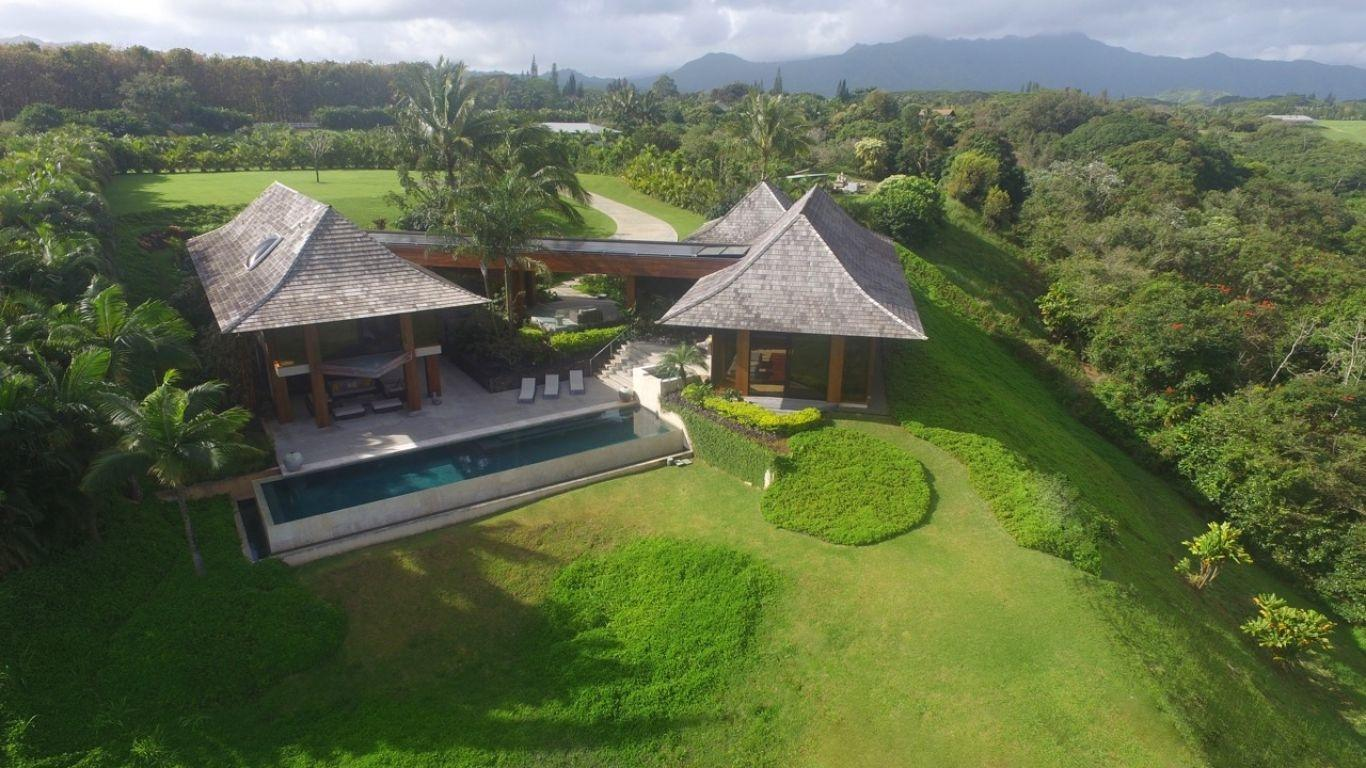 Villa Kelly, North Shore, Kauai, USA
