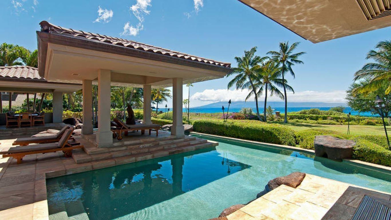Villa Valeria, Kaanapali, Maui, USA