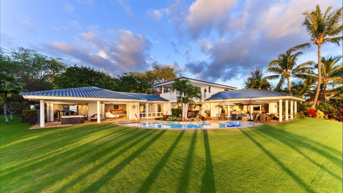 Villa Kinsley, Makena Beach, Maui, USA