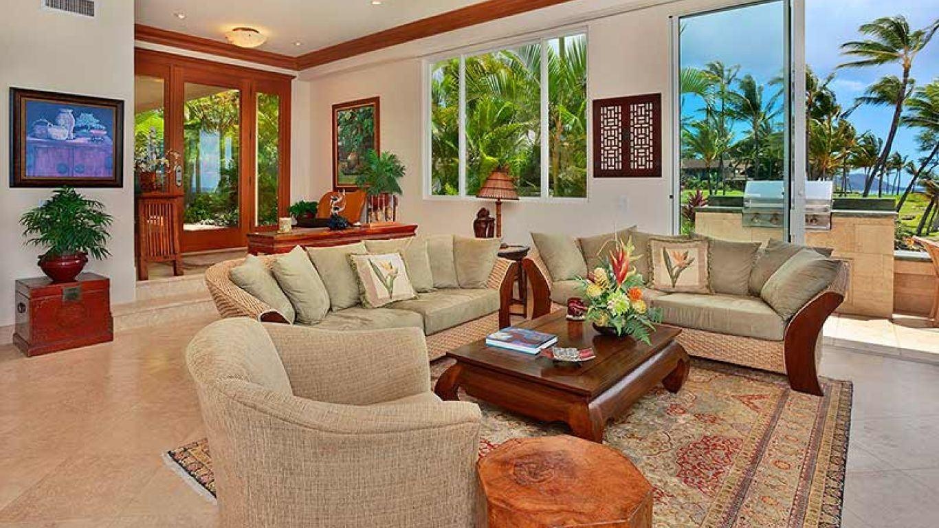 Villa Kamryn, Kula, Maui, USA