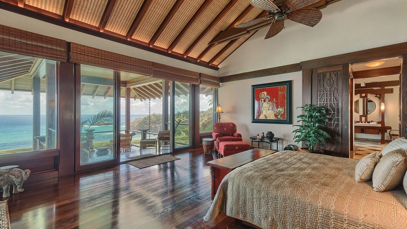 Villa Athena, North Shore, Kauai, USA