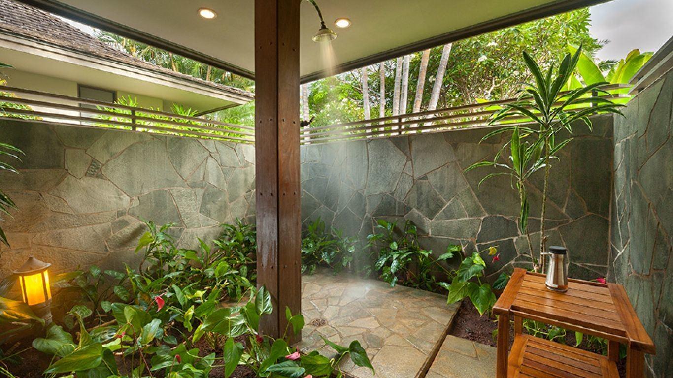 Villa Phoebe, North Shore, Kauai, USA