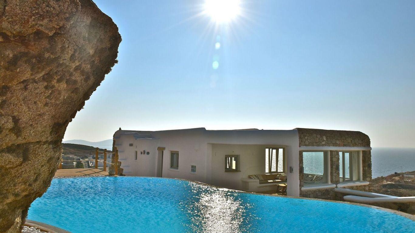 Villa Emery, Kanalia, Mykonos, Greece