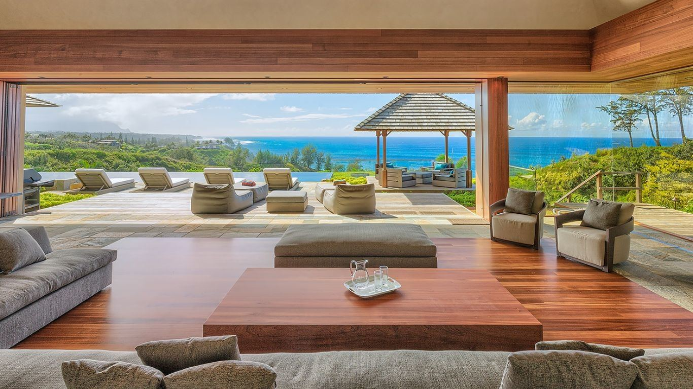 Villa Mercedes, North Shore- Kilauea, Kauai, USA