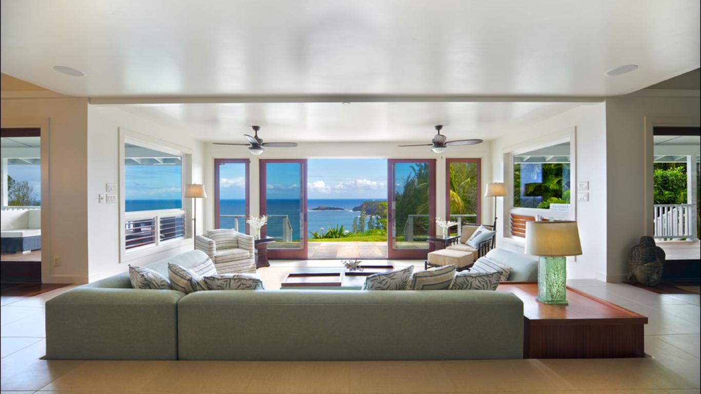 Villa Lilianna, North Shore, Kauai, USA