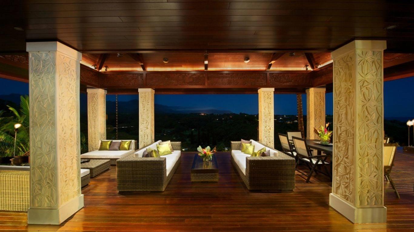 Villa Evie, North Shore- Kalihiwai, Kauai, USA
