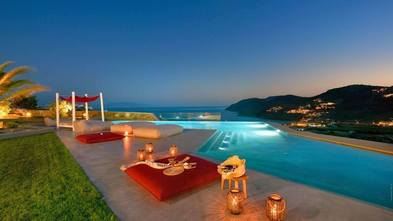 Villa Cheyenne, Kalo Livadi, Mykonos, Greece