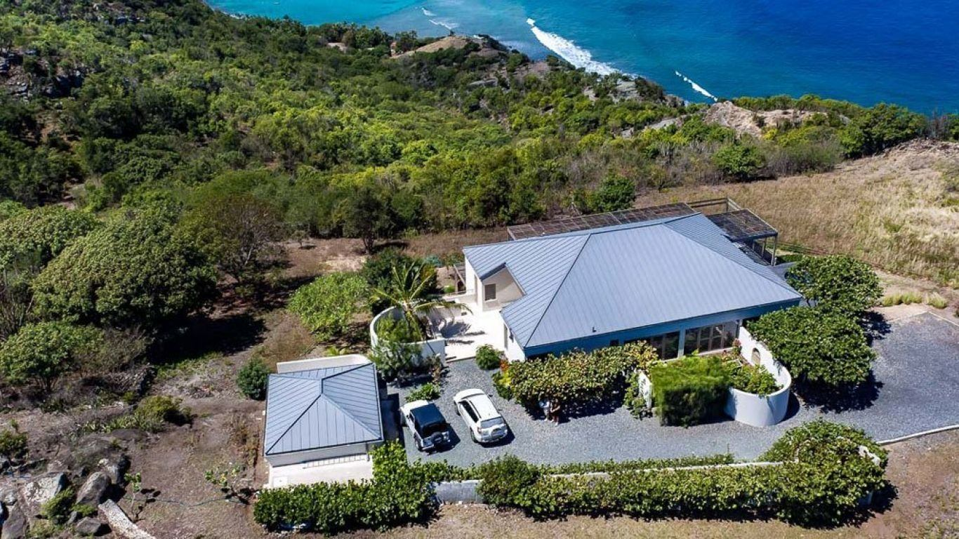 Villa Paisley, Pointe Milou, St. Barth, France