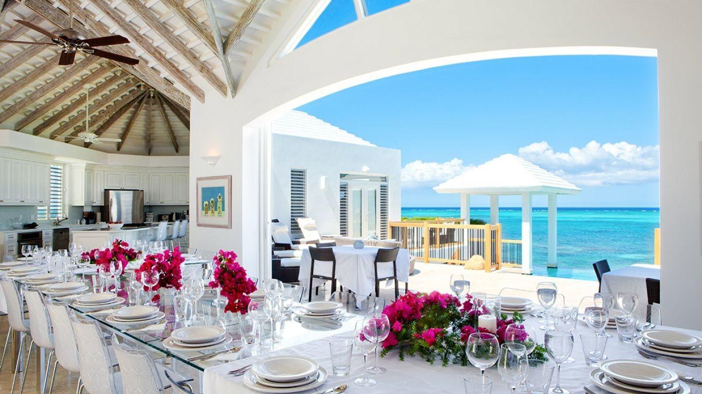 Villa Claire, Grace Bay, Turks and Caicos, Turks and Caicos Islands