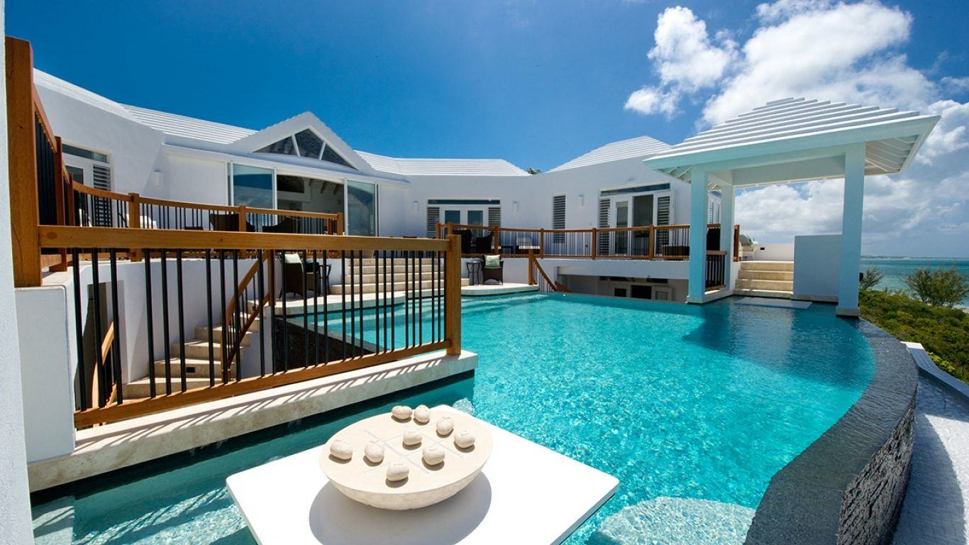Villa Claire, Grace Bay, Turks and Caicos, Turks and Caicos Islands