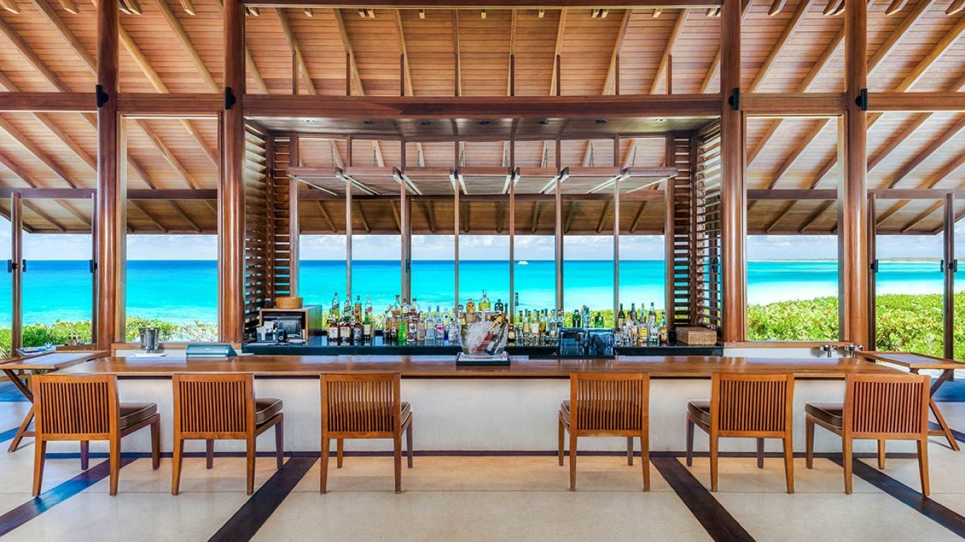 Villa Amanyara A, Grace Bay, Turks and Caicos, Turks and Caicos Islands
