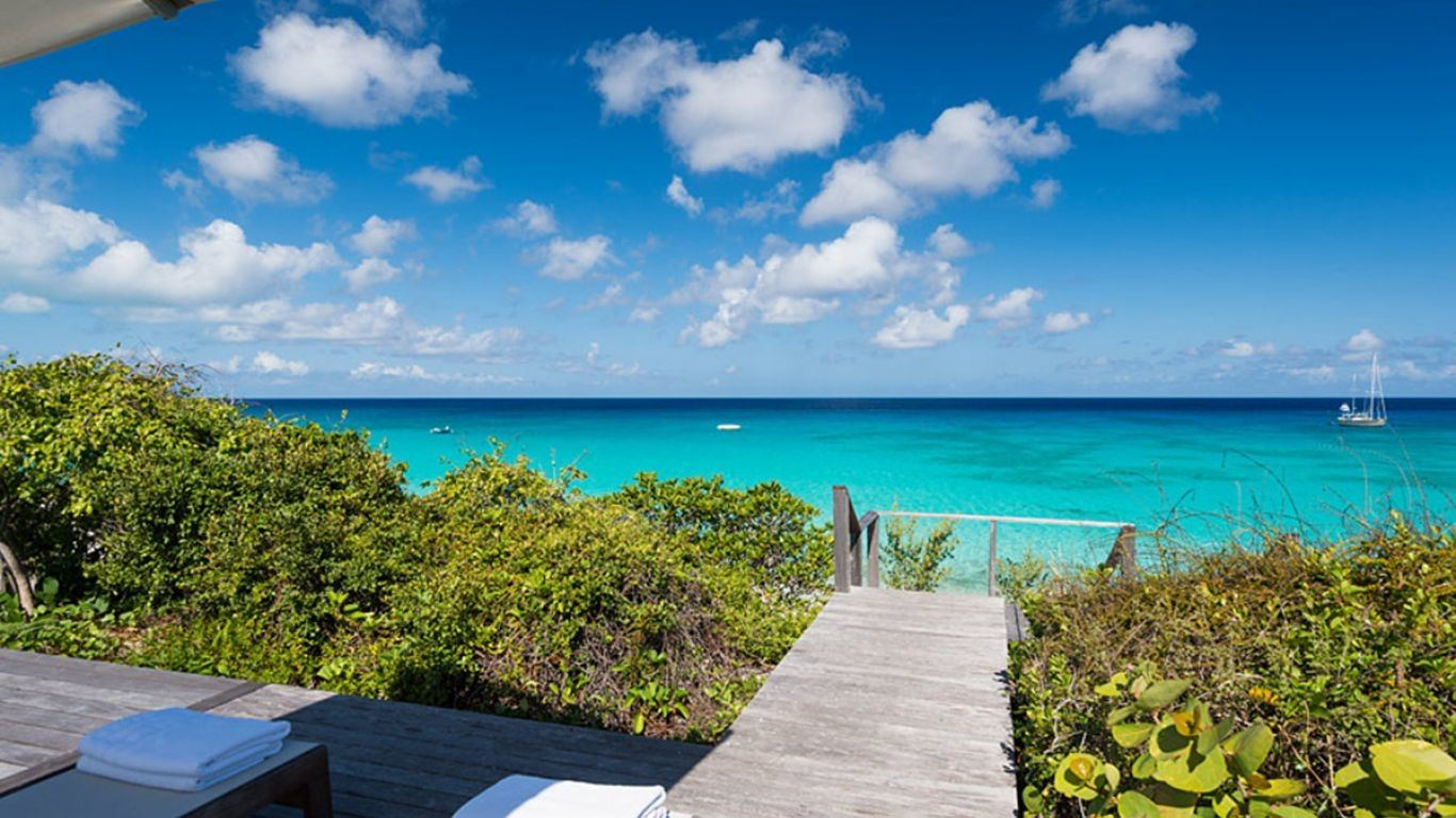 Villa Amanyara C, Grace Bay, Turks and Caicos, Turks and Caicos Islands