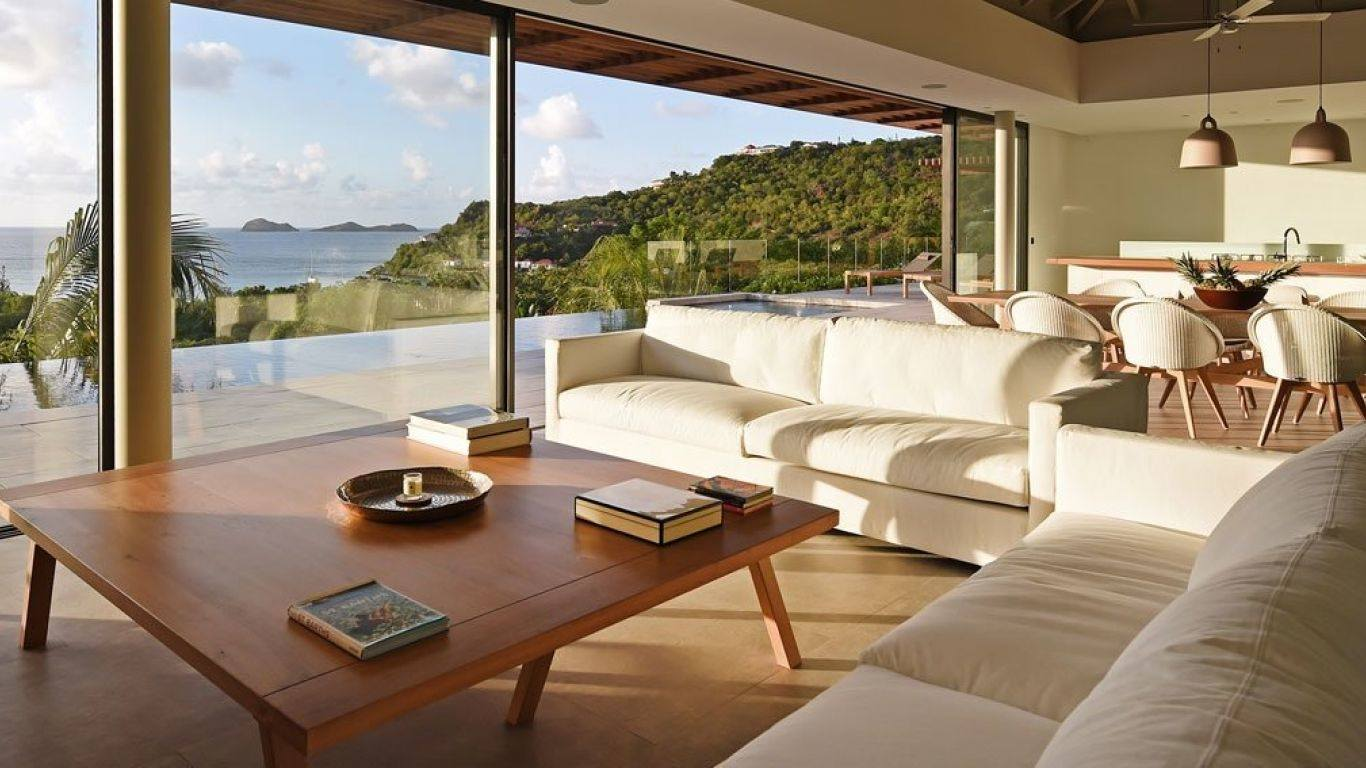 Villa Rica, St. Jean Beach, St. Barth, France