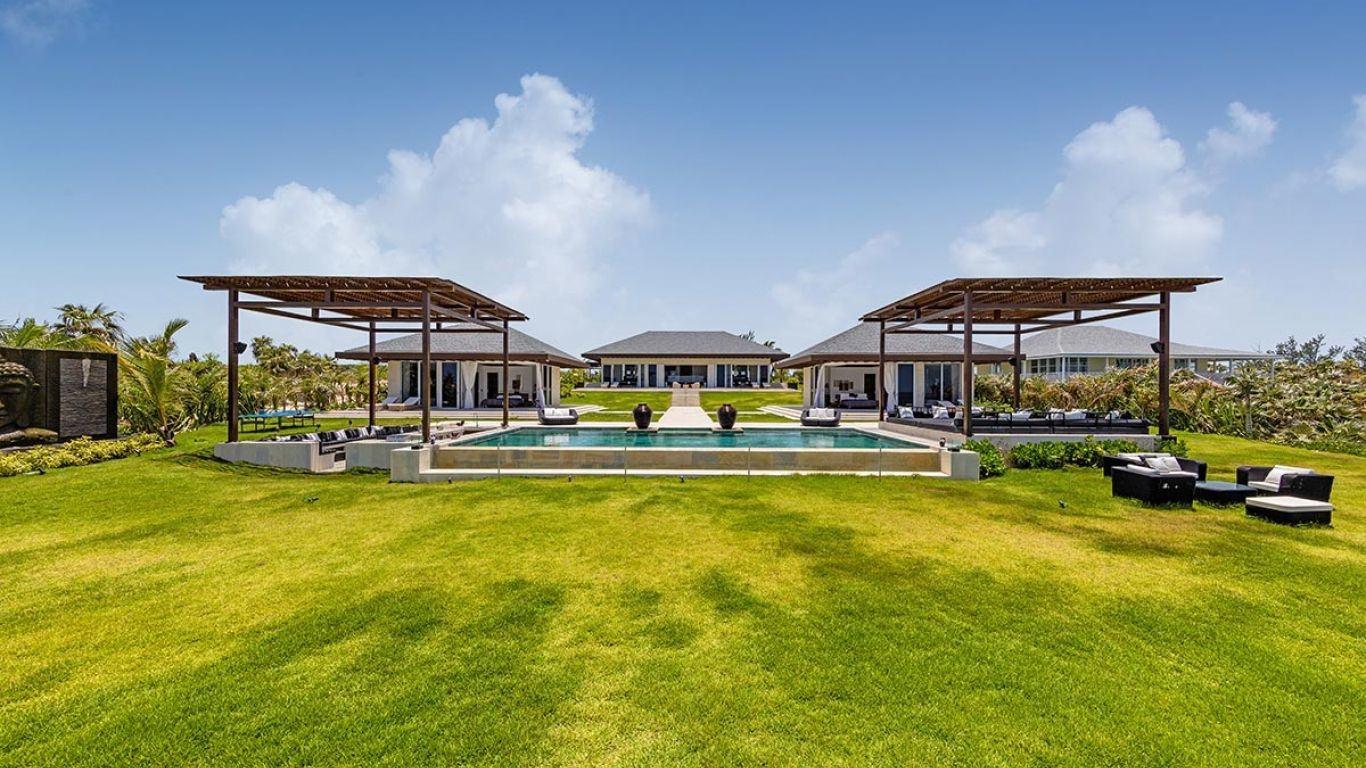 Villa Alexandra, Eleuthera Island & Harbour Island, Bahamas, Bahamas